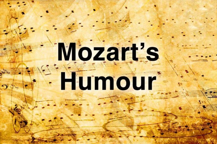 Mozart And His Infamous Letters Of Scatalogical Humour