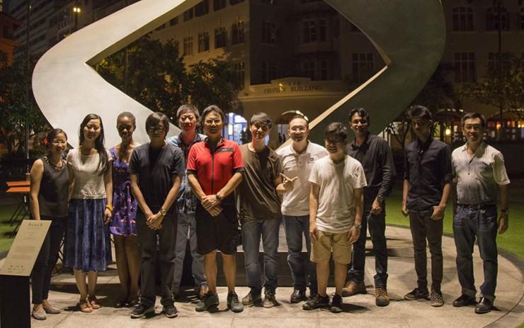 Pianovers Meetup #2, Group photo
