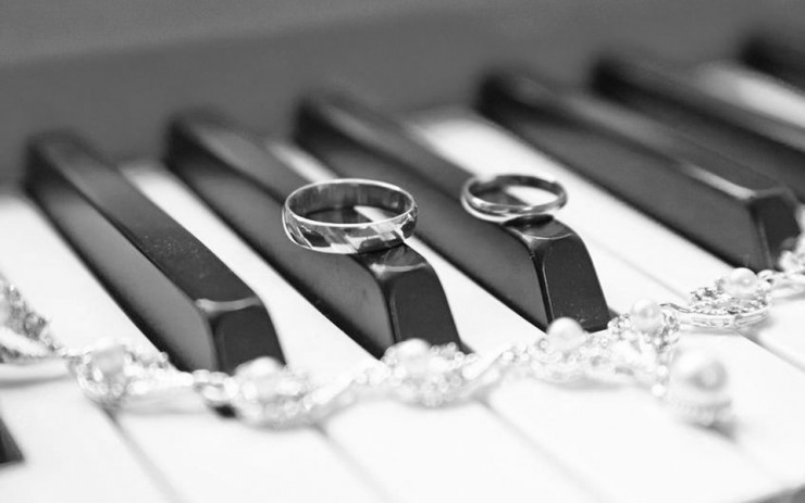 Wedding Proposals and Piano