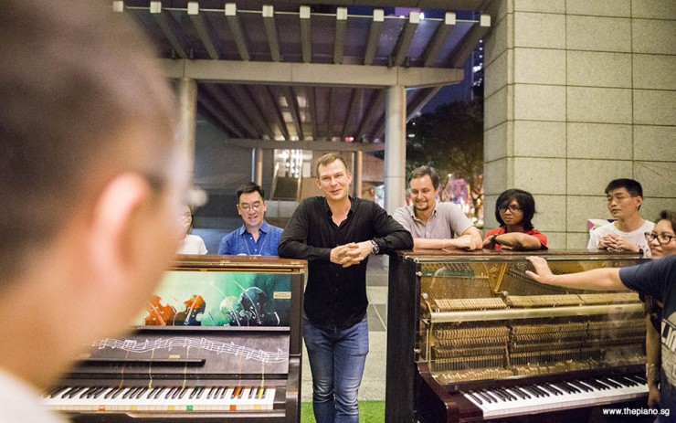 Pianovers Meetup #33, with Adam Gyorgy, Digest