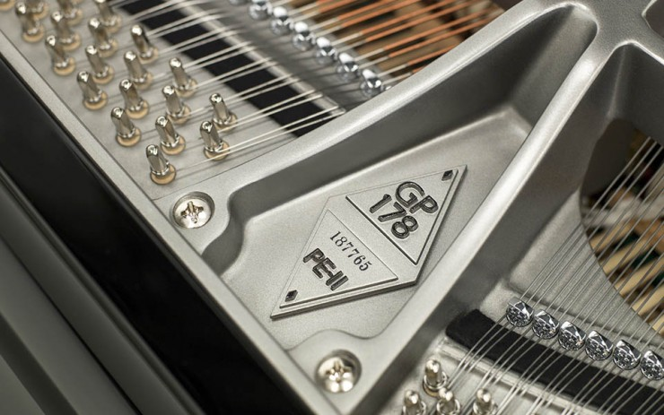 Steinway Releases Special Piano to Celebrate Boston's 25th Anniversary