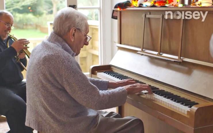 Jazz Gig Brings Immense Joy To Dementia Patient