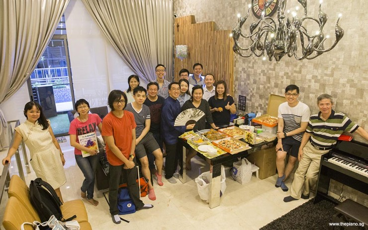 Pianovers Meetup #51 (Mooncake Themed) Digest