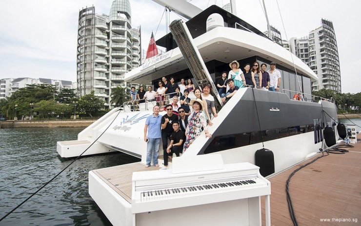 Pianovers Sailaway #2 Digest