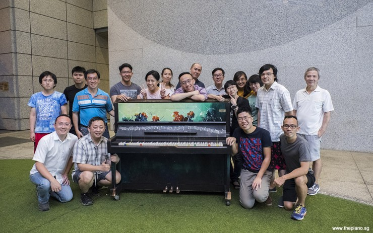 Pianovers Meetup #85 Digest