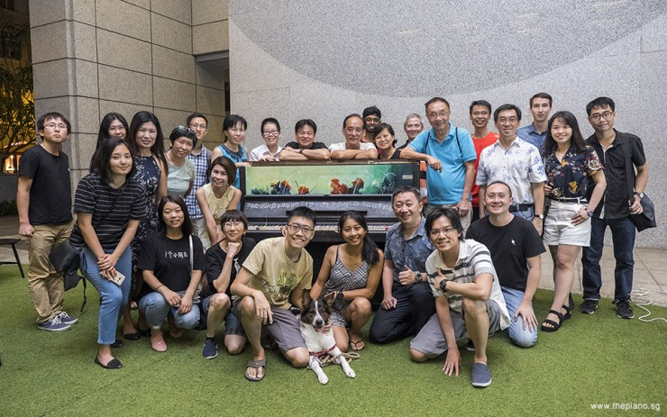 Pianovers Meetup #96 Digest