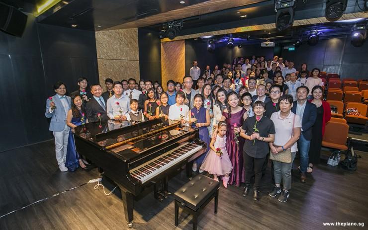 Pianovers Recital 2018 Digest