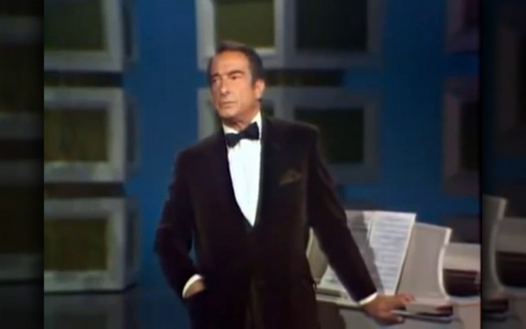 Music and Comedy of Victor Borge, The Great Dane