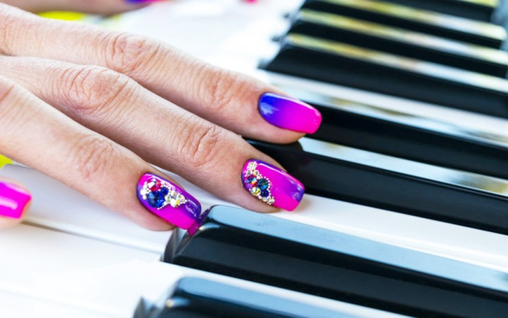 Can I Play The Piano With Long Nails