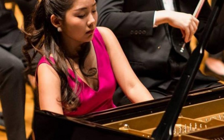 Wolfson Pianist and Singaporean Churen Li Wins the CUMS Concerto Competition