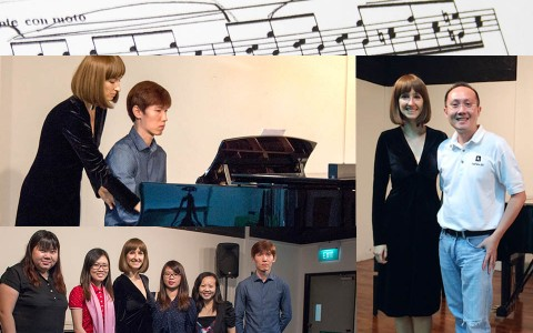 Piano Workshop by Emma on 03 August 2015