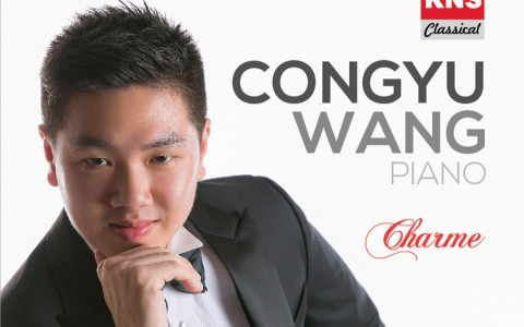 Congyu Wang New CD Release October 2015