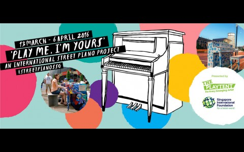 Play Me, I'm Yours Brings Musical Vibrancy To Singapore
