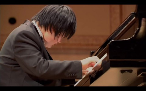 "Blind Pianist Nobuyuki Tsujii Cries While Playing ""Elegy For The Victims Of The Tsunami Of March 11, 2011 In Japan"""