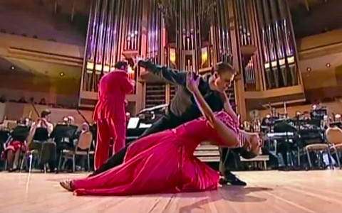 Piazzolla's Libertango by Moscow City Symphony - Russian Philharmonic