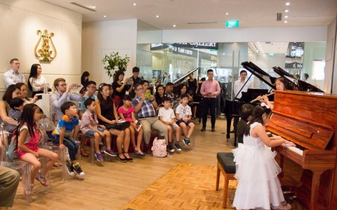 Launch of Steinway Crown Jewels Upright and AXA Art Insurance