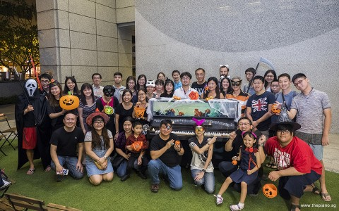 Pianovers Meetup #99 (Halloween Themed) Digest