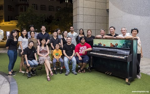Pianovers Meetup #105 Digest