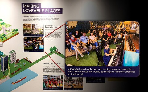 ThePiano.SG Showcased In Draft Master Plan 2019 Exhibition