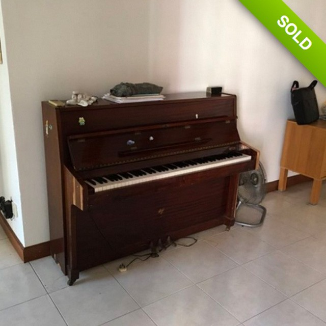 Used Pianos Listing