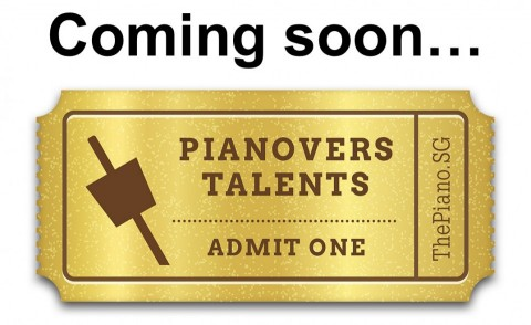 Pianovers Recital 2018, Pianovers Talents