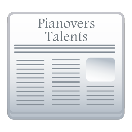 Pianovers Talents News