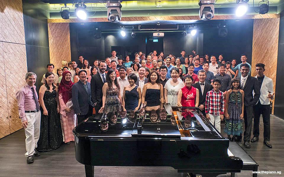 Pianovers Recital 2017