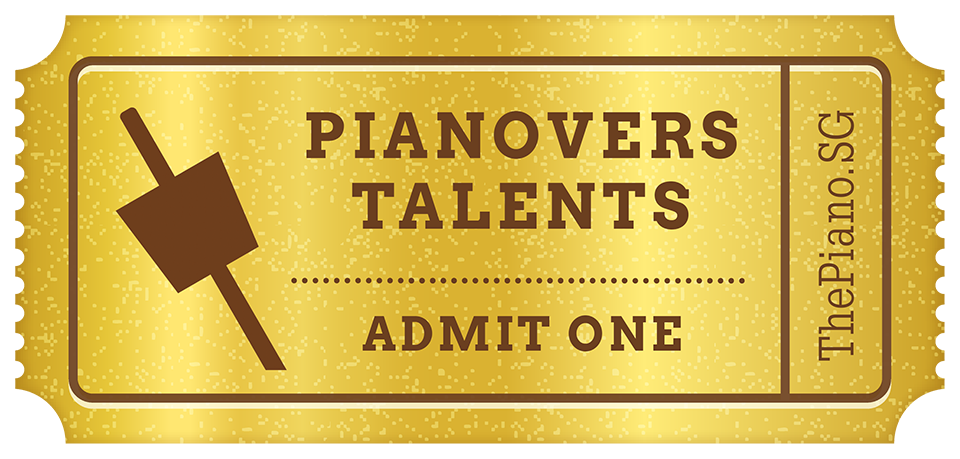 Pianovers Talents Ticket
