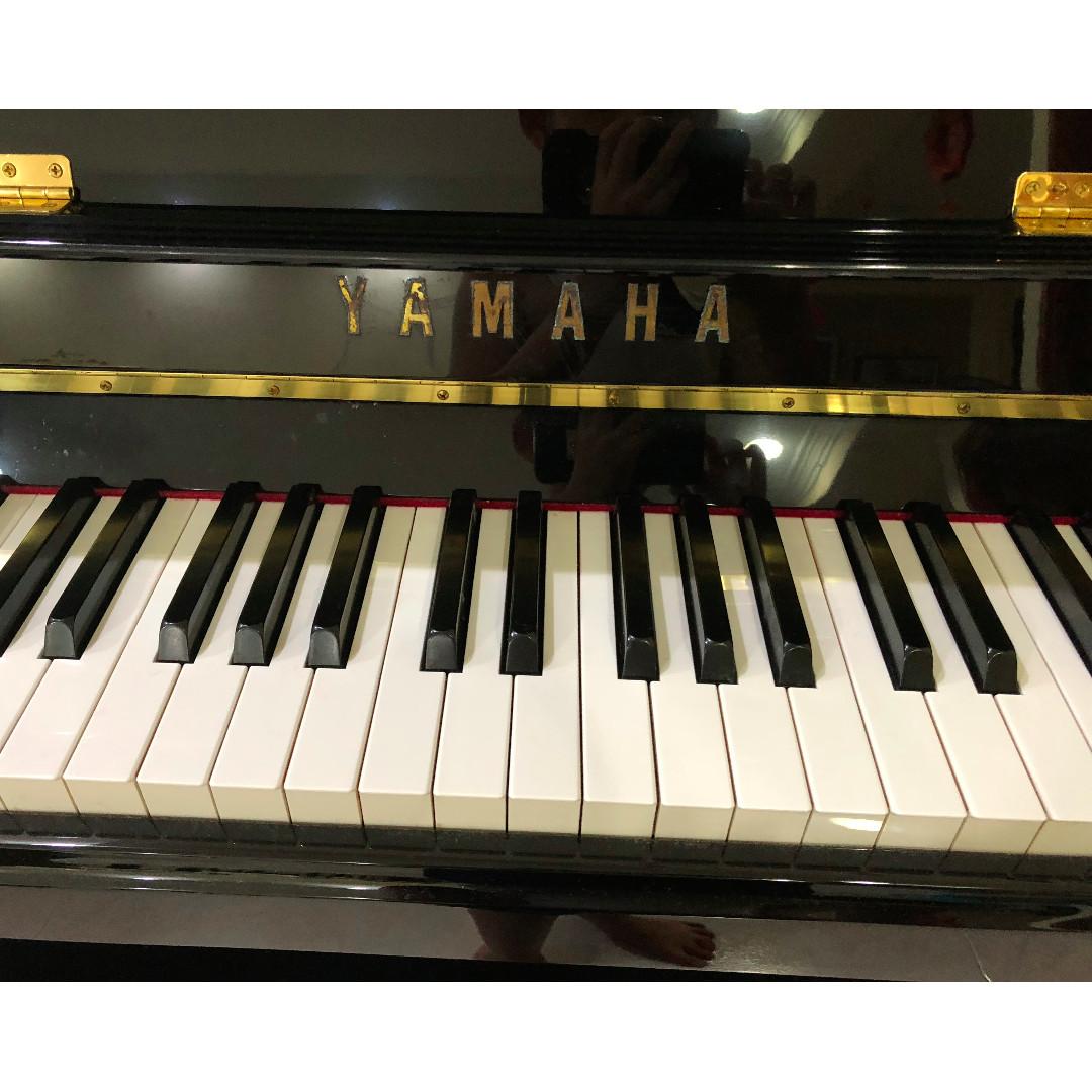 Yamaha C Piano Cover