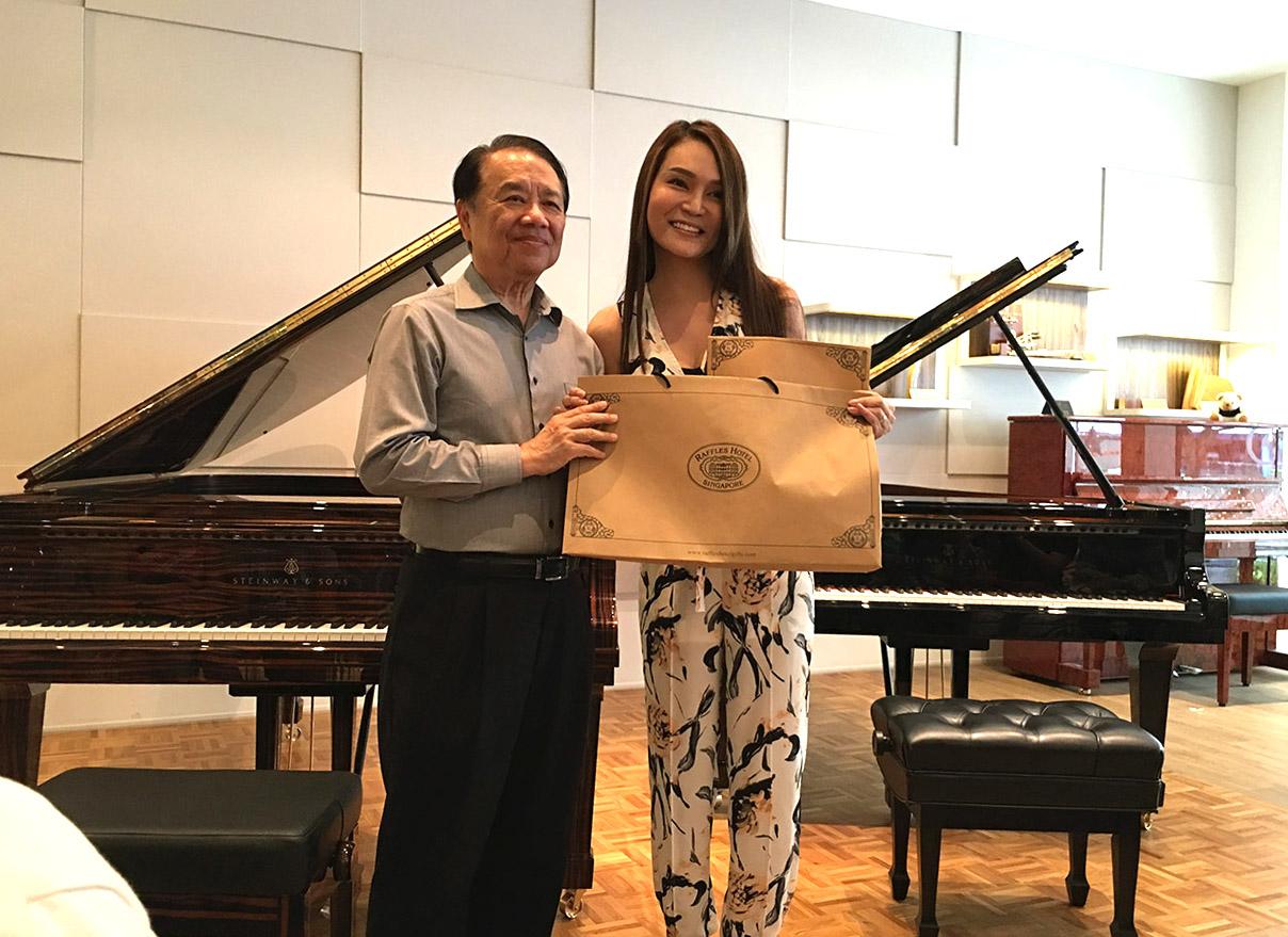 Yu chun yee piano